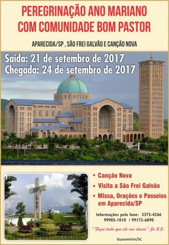 Cartaz Peregrinação 2017