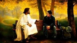 HOMEM E JESUS