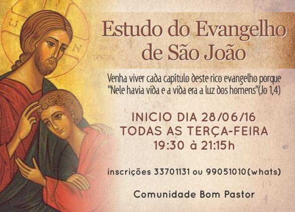 Estudo evangelho São João
