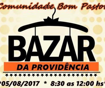 BAZAR DA PROVIDENCIA AGOSTO 2017