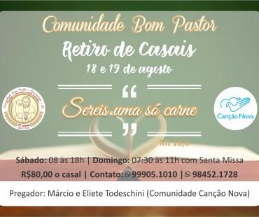 Convite Retiro dos Casais - Comunidade Bom Pastor (1)
