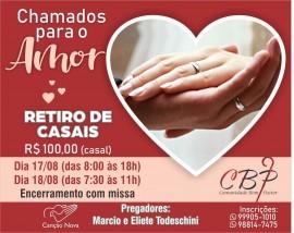 RETIRO DE CASAL 2019